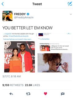 Okay big Sean ... Even though she cheated on her husband and ruined her family... Still stick up for yo girl