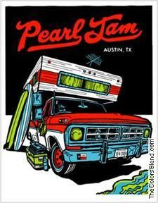 Pearl Jam poster by Ames Bros. Concert Flyer, Concert Posters, Tour Posters, Band Posters, Poster S, Sale Poster, Ames Bros, Pearl Jam Posters, Vintage Music Posters