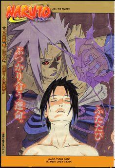 masashi kishimoto | anime manga naruto shippuden masashi kishimoto photo Narutochapter364b ...