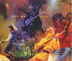 Star Wars Rock Stars