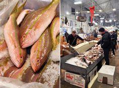 Field trip to Fulton Fish Market