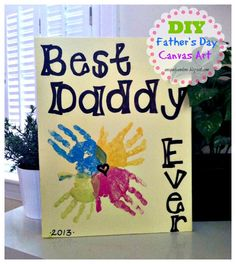 good father's day font