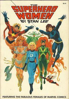 The Ladies of Marvel