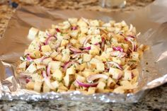 Lisa's Dinnertime Dish for Great Recipes! – My Go-to Grill Potatoes