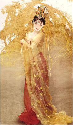 Coeru - Diosa del Conocimiento  y la Sabiduría
