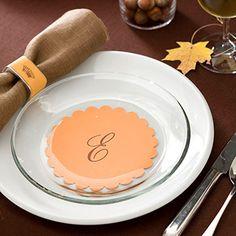 Thanksgiving tabletop crafts