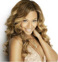 Beyonceella on aina upeat kiharat