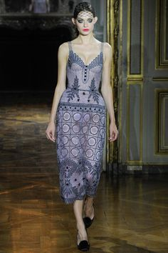 Коллекция Ulyana Sergeenko Fall 2015 Couture