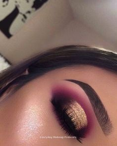 74 Gorgeous Eye Makeup Looks For Day And Evening Loading. 74 Gorgeous Eye Makeup Looks For Day And Evening Perfect Eyes, Gorgeous Eyes, Gorgeous Makeup, Glitter Makeup, Glitter Eyeshadow, Eyeshadow Makeup, Prom Makeup, Yellow Eyeshadow, Drugstore Makeup