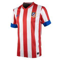 Atlético de Madrid 2012/13 Camiseta fútbol [427] - €16.87 : Camisetas de futbol baratas online!     http://www.8minzk.com/f/Camisetasdefutbol/