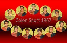 Figuritas Sport 1967 - Colon de Santa Fe