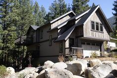 Rocky Point - Heavenly Valley Home  - vacation rental in Lake Tahoe, California. View more: #LakeTahoeCaliforniaVacationRentals