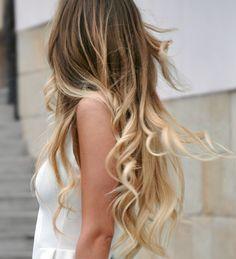 Maddys hair <3 I love my best friend