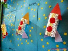 Rulodan Roket Etkinlikleri - Önce Okul Öncesi Ekibi Forum Sitesi - Biz Bu İşi Biliyoruz