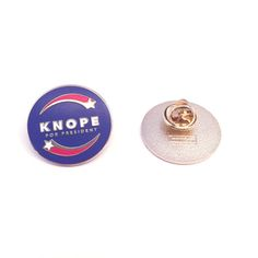Leslie Knope Campaign Lapel Pin