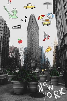 NYC <3 #TravelBright