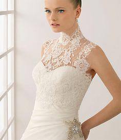 Qipao - High collar!   trendy wedding dress 2014 – 2015