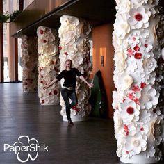 Цветы из бумаги от PaperShik. | VK