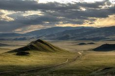 Mongolian Landscape 5 by MichalDz on DeviantArt