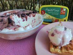 Παγωτό cheesecake με Αμαρίνο Cheesecake, Pudding, Ice Cream, Desserts, Food, No Churn Ice Cream, Tailgate Desserts, Deserts, Cheesecakes
