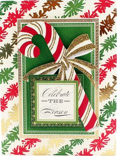 HSN August 30th 2016 Sneak Peek 7 | Anna's Blog - Pretty Patterns Christmas Cards and Envelopes includes 50 A2 cards and envelopes and 50 A7 cards and envelopes; Holiday Vintage Collage Card Toppers includes 2 each of 57 card stock die cuts