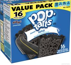 """Forty-Six Horrifying Pop Tart Flavors That Are Fake, Thank God - Funny memes that """"GET IT"""" and want you to too. Get the latest funniest memes and keep up what is going on in the meme-o-sphere. Funny Food Memes, Stupid Funny Memes, Food Humor, Funny Relatable Memes, Food Jokes, Hilarious, Crazy Funny, Fun Funny, Dankest Memes"""