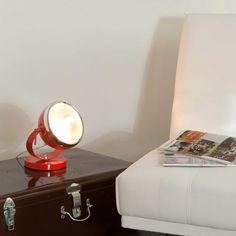 Lampe design en métal hauteur 28 cm Moto par MUNO