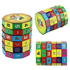 Children Education Learning Math Toys Puzzle learning education toys Chinese abacus Mathmaticas Math Toys For Kids 7.2*5.3CM
