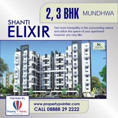 Shanti Elixir Pune – Utilize the Space of Your Apartment However You May Like