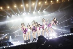 More awesome pictures from SNSD's 'PHANTASIA' Concert in Seoul ~ Wonderful Generation