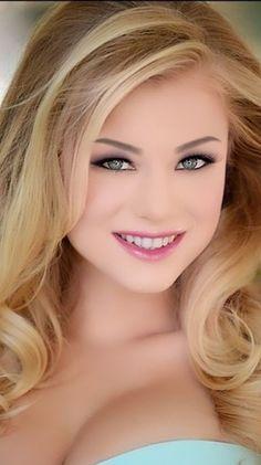 Image Beauty Face Beachbikini's in Beauty Face - Beachbikini's album Beautiful Blonde Girl, Beautiful Girl Photo, Beautiful Girl Indian, Gorgeous Girls Body, Pretty Girls, Lovely Eyes, Most Beautiful Faces, Beautiful Smile, Beautiful Clothes