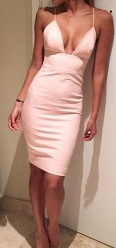 tight dress, shoes, pretty dress, powder pink, short prom dress, dress, high heels, short party dresses
