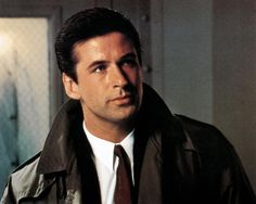 Alec Baldwin as Jack Ryan in 'The Hunt for Red October,' a film adaptation of author Tom Clancy's first book. Clancy, who died on Tuesday, was remembered by Baldwin as 'a great storyteller and a real gentleman.'