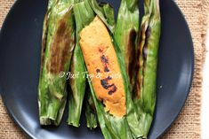 Resep Otak-Otak Ikan Bumbu Rempah a la JTT Indonesian Food, Asparagus, Food And Drink, Vegetables, Chopper, Singapore, Recipes, Indonesian Cuisine, Veggies
