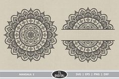 Mandala Art Lesson, Mandala Drawing, Mandala Tattoo, Mandala Artwork, Mandala Design, Design Elements, Design Art, Outline, Trophy Design