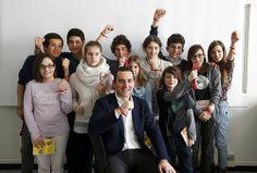 Con i Braccialetti Rossi in visita all'ospedale pediatrico De Marchi di Milano
