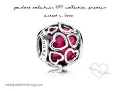 Pandora Valentines 2017 Preview WOMEN'S JEWELRY http://amzn.to/2ljp5IH
