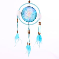 Decorative Fantasy Fairy Design 16cm Dreamcatcher