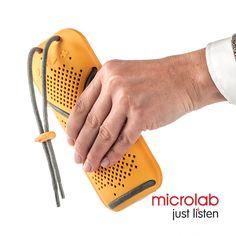 Przenośny głośnik - Microlab D22 - soniqa.pl