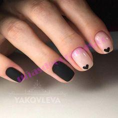 Decoración de uñas especiales para ocasiones elegantes . Uñas decoradas elegantes en rojo, negro, blanco y muchos colores temporada 2017