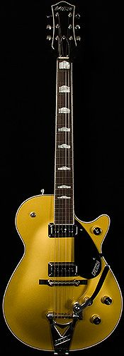 G6128CS Masterbuilt 1957 Duo Jet NOS Goldtop Guitar Photos, Guitar Room, Senior Project, Gretsch, Chant, Saxophone, Electric Guitars, Cool Guitar, Window Shopping