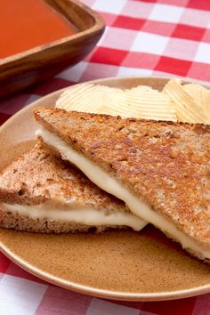 Baked Italian Grilled Cheese Sandwiches Recipe