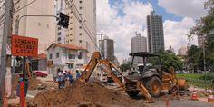 Começam obras na Glicério: o novo centro de Campinas | Agência Social de Notícias