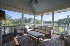 Outdoor Living | Southern Style | Beautiful Backyards | Lowcountry Living |  Vacation Real Estate South