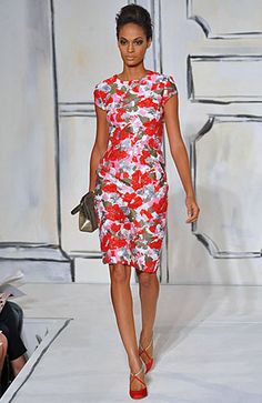 Perfect for work and evening - Oscar de la Renta Sp 09