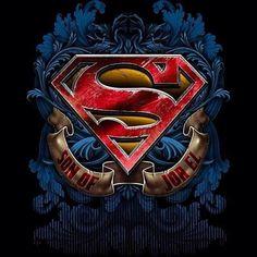 Son of Jorel Logo Superman, Superman Tattoos, Superman Symbol, Superhero Superman, Superman Stuff, Superman Man Of Steel, Superman Wonder Woman, Batgirl, Supergirl