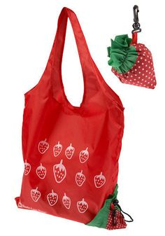 Grovestand On the Go Tote in Strawberry, a Modcloth product. Unfortunately no longer available.