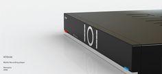 noble design | product design | design studio | electronic | NTRAM | media recording player | netnplus