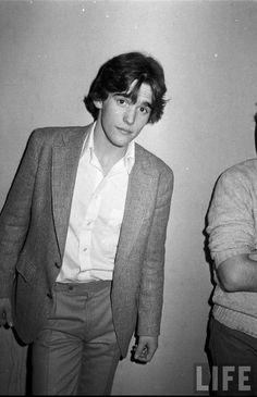 Matt Dillon, 1981.