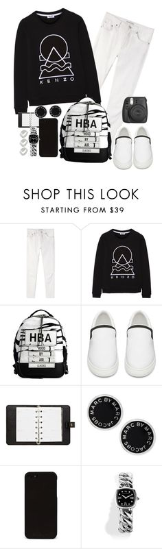 """""And I remember the fear in your eyes the first time we snuck into the city pool."""" by jaekoreoz ❤ liked on Polyvore featuring Acne Studios, Kenzo, Hood by Air, Balenciaga, Mulberry, Marc by Marc Jacobs, David Yurman, ASOS, Fujifilm and jaekoreoz"